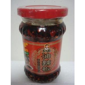 香味唐辛子調味料  香辣脆油辣椒  【ブランド】老干媽(ロガンマ、LAOGANMA) 210g|asian-super