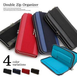 クラッチバッグ 財布 セカンドバッグ 軽量 シンプル オーガナイザー ビッグウォレット 父の日 ギフト プレゼント|asianarts