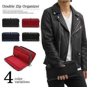 クラッチバッグ メンズ 財布 セカンドバッグ 軽量 シンプル オーガナイザー ビッグウォレット 父の日 ギフト プレゼント|asianarts