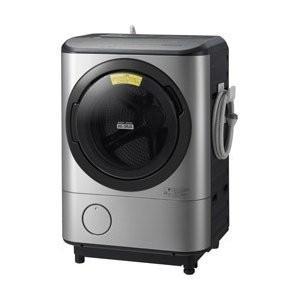BD-NX120CL-S(左開き) 日立 ヒートリサイクル ビッグドラム洗濯乾燥機【標準設置無料】|asiandirect