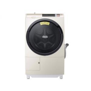 BD-SV110AL-N(左開きシャンパン) 日立 ヒートリサイクル風アイロン ビッグドラム洗濯乾燥機|asiandirect