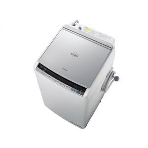 BW-DV90A-S【大阪近郊標準設置無料】 日立 キロ 洗濯乾燥機 ビートウォッシュ|asiandirect