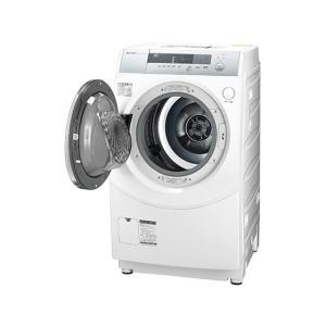 ES-ZH1-WL(左開き) シャープ ドラム式洗濯乾燥機 eszh1 eszh1wl|asiandirect