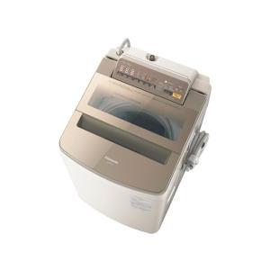 【地域限定設置無料】NA-FA100H3-T パナソニック 10キロ 簡易乾燥洗濯機 2016年モデル|asiandirect