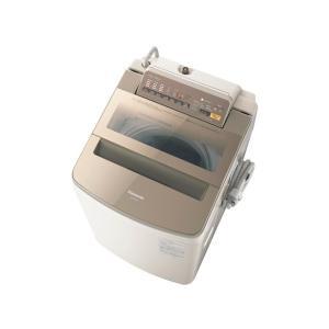 NA-FA100H5-T パナソニック 10キロ 簡易乾燥洗濯機 2017年モデル【地域限定設置無料】|asiandirect