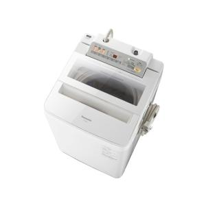 【地域限定設置無料】NA-FA80H3-W パナソニック 8キロ 簡易乾燥洗濯機 2016年モデル|asiandirect
