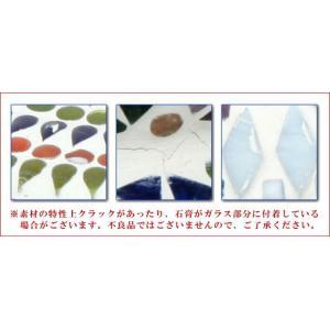 アジアン照明 ペンダントライト モザイク ガラスアート フラワーベル LAM-0450 送料無料 吊り下げ照明 LED対応|asianlamp-cahaya|06