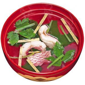 アマノフーズ フリーズドライ 鯛のお吸い物 10袋