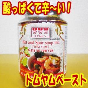 トムヤムペースト(トムヤムクンの素)454g(タイ料理、業務用トム・ヤム・クン)|asianlife