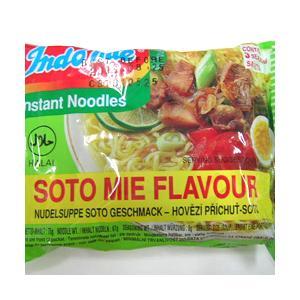 インドミー・ソト味(チキンスープ味) インスタントラーメン40袋セット ハラル食品