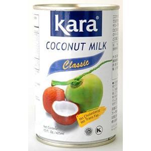 Kara ココナッツミルク425ml(缶入) 業務用 ハラル商品(HALAL)|asianlife