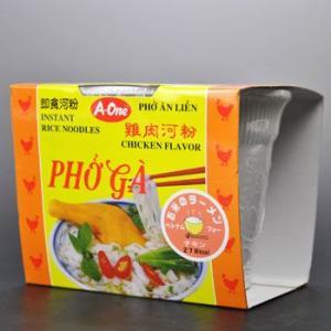 ベトナム フォー (カップ麺) チキン味60g(インスタント食品/グルテンフリー・保存食)|asianlife