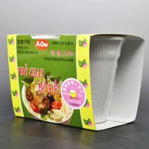 ベトナムフォー (カップ麺) ベジタブル味  60g (インスタント食品/グルテンフリー・保存食) asianlife