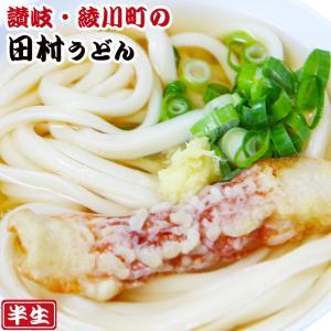 讃岐うどん 田村うどん 2食入(半生麺、箱)常温保存|asianlife