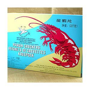 (まとめ買い) えびせん(紅)227gX5箱セット(クルプックウダン)|asianlife