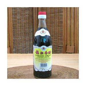 厳選 鎮江香酢(中国黒酢・香醋)お徳用600g(瓶入)(中華料理、業務用)|asianlife