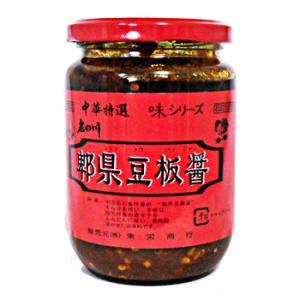 徳用 ピーケン豆板醤 四川卑県唐辛子味噌 380g トウバンジャン 発酵食品|asianlife