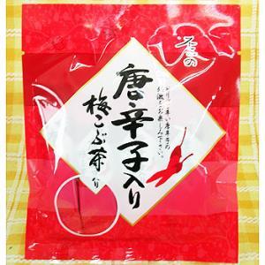 (限定) 不二の唐辛子入り梅こぶ茶  (スティック2gX10包)|asianlife