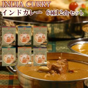 ご当地カレー インドカレー 6種類12食 お試しセット(キャニオンスパイス)|asianlife