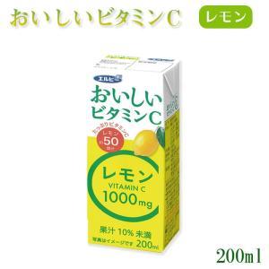 (紙パック ジュース) Cレモンスリム200mlX12本入り(ソフトドリンク・清涼飲料水)|asianlife
