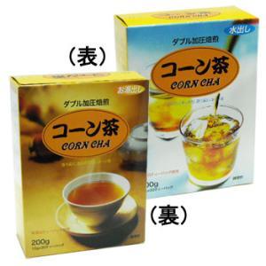 韓国コーン茶(とうもろこし茶)ティーパック(10gX20p)X4箱セット(韓国健康茶)|asianlife