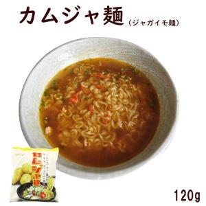 じゃがいもラーメン カムジャ麺(袋)(韓国)三養食品|asianlife