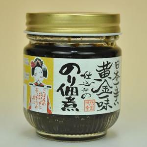 佃煮 日本一辛い 黄金一味仕込 のり佃煮 95g ご飯のお供|asianlife