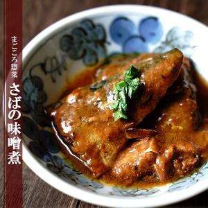 レトルト和風煮物のお惣菜 さばの味噌煮 120g(1〜2人前) 常温保存1年 そのままでも、温めても...