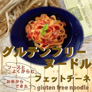 GFNフェットチーネ(玄米) GLUTENFREE アレルゲン不使用 アレルギー ダイエット 美容 ...