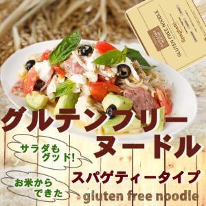 GFNスパゲティー(玄米)グルテンフリーパスタ 小林製麺 ヌ...