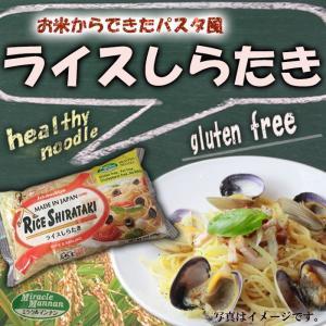 ライスしらたき こんにゃく麺 フルテンフリー 200g|asianlife