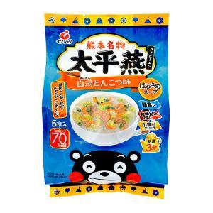 春雨スープ 熊本 ご当地グルメ 太平燕(たいぴーえん) 白湯とんこつ味 5食入 くまモン|asianlife