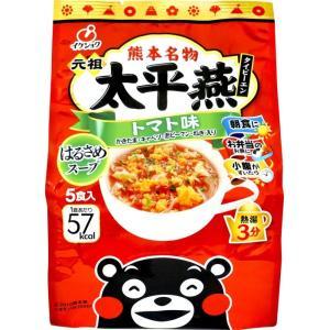 春雨スープ 熊本 ご当地グルメ 太平燕(たいぴーえん) トマト味 5食入 くまモン|asianlife