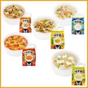 春雨スープ 熊本 ご当地グルメ 太平燕(たいぴーえん) 5種類50食セット くまモン|asianlife