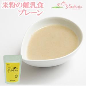 米粉の離乳食ベビーフード プレーン100g 5ヶ月頃から 無添加 ノンアレルギー|asianlife
