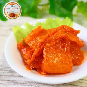 炒めキムチ 缶詰160g 白菜キムチの缶詰 キムチ缶|asianlife
