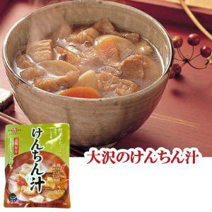 レトルト けんちん汁 300g (1人前)  惣菜 非常食・保存食|asianlife