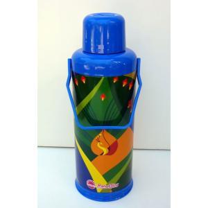 【再入荷】ベトナム魔法瓶−ブルー|asianmable