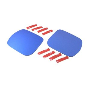 N BOX エヌ ボックス ブルーミラー レンズ N-BOX+OK! JF1 JF2 純正 ドアミラー 貼り付け タイプ 前期 後期 パーツ AMC 【メール便(ネコポス)は送料無料】yys|asianmotors