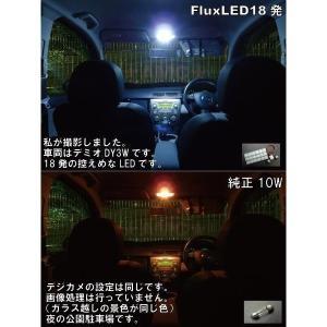 ワゴンR MC系 LEDルームランプ 白 フロントの電球サイズがT10×31mmに適合 MC11 MC12 MC21 MC22  2点 30連 AMC 【メール便(ネコポス)は送料無料】yys asianmotors 02