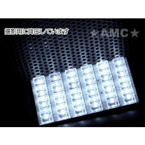 ワゴンR MC系 LEDルームランプ 白 フロントの電球サイズがT10×31mmに適合 MC11 MC12 MC21 MC22  2点 30連 AMC 【メール便(ネコポス)は送料無料】yys asianmotors 04