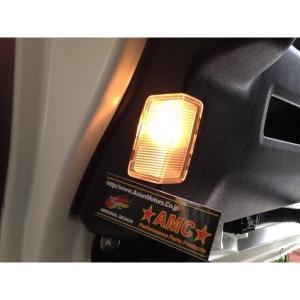 ステップワゴン RP RK RG LED 白 ドア カーテシランプ スパーダ LED ルームランプ スライドドア部分 RK1 RK5 AMC 【メール便(ゆうパケット)は送料無料】uup|asianmotors|04