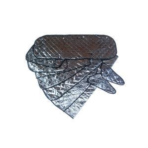 ヴェルファイア 30 サンシェード ブラック メッシュ タイプ 10点 1台分 アルファードOK 5層 全窓 遮光 断熱 日よけ 紫外線予防 AMC 【宅配便も送料無料】yyy|asianmotors