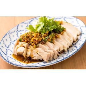 茹で鶏肉のアジアンソースがけ ガイトム (1〜2人前) asianroad