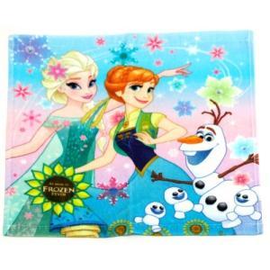 アナと雪の女王の可愛いウオッシュタオル メーカーの良質タオル...