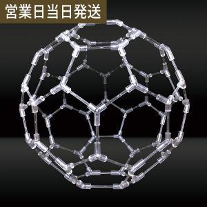 模型 バッキーボール 組立式 カタカムナ ユニカ 医学博士 丸山修寛 監修|asiantyphooon