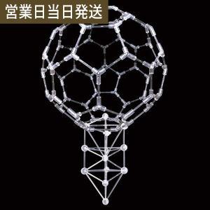 模型 バッキーボール 組立式 + 3Dカバラ パドマ カタカムナ ユニカ|asiantyphooon