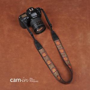 カメラストラップ ネックストラップ 一眼レフ ミラーレス一眼レフ用 CAM in メーカー直輸入品 プレゼント【父の日】|asianzakka