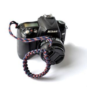 ハンドストラップ リストストラップ 一眼レフ ミラーレス一眼レフ デジタルカメラ用 編み込みリストストラップ カメラ女子にも asianzakka 02