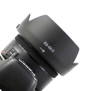 Canon レンズフード ES-68 II 互換品 一眼レフ用交換レンズ EF50mm F1.8 STM 用 asianzakka 08